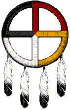Sioux Indian Feather Meanings | ... and each direction is signified with a color and meaning(s