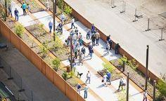 Arquitetura Sustentavel: Ponte para pedestres e ciclistas produz energia so...