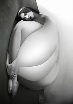 My emotional Botero (0) - Photography by Manon Ghiurco.