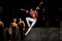 Up high, Benvolio (Jaime Garcia Castilla)