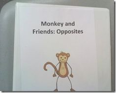 free printable book of opposites