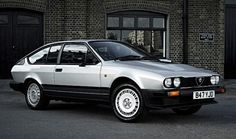 Alfa Romeo GTV6 (1985) Maintenance/restoration of old/vintage vehicles: the material for new cogs/casters/gears/pads could be cast polyamide which I (Cast polyamide) can produce. My contact: tatjana.alic@windowslive.com