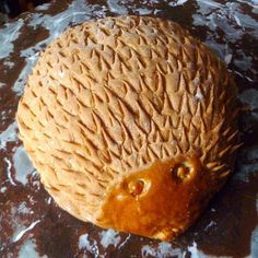 Hedgehog Honey Bread
