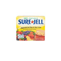 Sure-Jell Premium Fruit Pectin - 1.75 Oz. - Mills Fleet Farm
