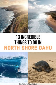 Hawaii Travel Guide, Usa Travel Guide, Travel Usa, Travel Guides, Travel Tips, Oahu Vacation, Vacation Places, Dream Vacations, North Shore Hawaii