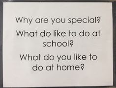This post is dedicated to the students and families in our class. If you haven't had a chance to come in yet this year, we encoura...