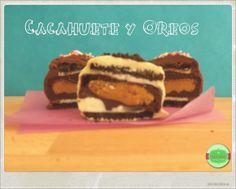 My Sweet Corner:   Repostería Divertida: Cacahuete y Oreos: TODO en Uno!! ideal para mesas dulces. mysweetcornerblog.blogspot.com.es