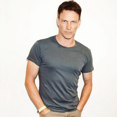 Stephen Moyer at the