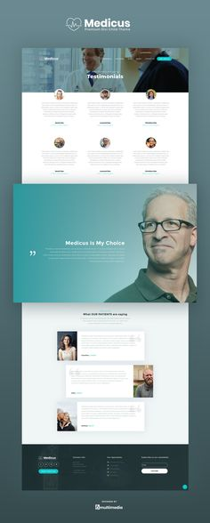 Medicus is a versatile medical theme that is suitable for hospitals, private doctors, dental practic Hospital Website, Healthcare Website, Medical Websites, Web Design, Stress And Depression, Medical Design, Family Doctors, Website Design Inspiration, Site Web