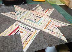 selvedge star tutorial by @Colleen Molen