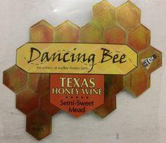 Dancing Bee Texas Honey Wine