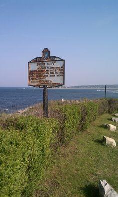 Third cliff