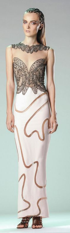 Rouba.G Collection Ready to Wear Spring 2016