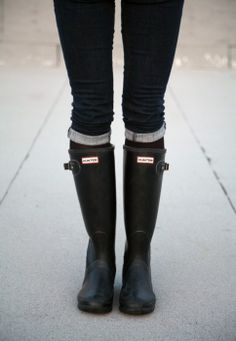 Hunter wellies - need! If only it would rain more