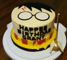 Harry Potter cake and cake pops!