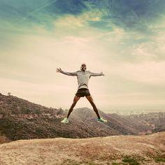 Mo Farah Nike Running