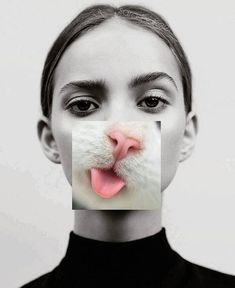 New funny face portrait photography ideas Photomontage, Creative Photography, Portrait Photography, Photography Collage, Photography Magazine, White Photography, Distortion Photography, Montage Photography, Famous Photography
