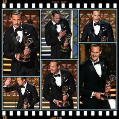 Won the Emmy for Best Supporting Actor in a Limited Series or Movie 2017 Best Supporting Actor, Alexander Skarsgard, Addiction, Actors, Movies, Beautiful, Films, Cinema, Movie