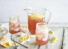 How to Make Old Fashioned Pink Lemonade | eHow