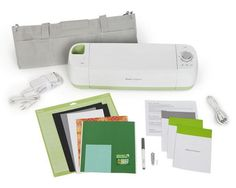 The New Cricut Explore: It Can Make just about ANYTHING! My new Go-To for Crafts Set up was surprisingly simple too! I'll tell you, at first I was a little hesitant as I was worried I wouldn't be able to figure it out.. But the directions are EASY. Literally, you plug it in, connect the USB to your computer, go to their site and voila!! It walks you through the steps to set it up. Took a few minutes to update my cricut ...