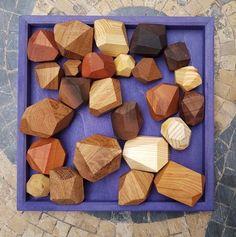 Belles pièces en bois naturel pour jeux de manipulation, d'équilibre Natural Wood, Wooden Toys, 6 Year Old