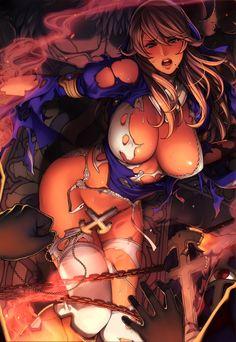 Queen's Blade Rebellion by Oda NON