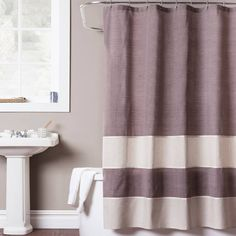 Product Image for Structure 72-Inch x 72-Inch Shower Curtain in Burgundy 1 out of 2