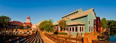 Port Orleans Riverside Resort - Disney World Hotels Facebook Covers - Disney Tourist Blog