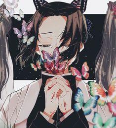 Read Kimetsu No Yaiba / Demon slayer full Manga chapters in English online! Manga Anime, Anime Demon, Anime Art, Demon Slayer, Slayer Anime, Kawaii Anime, Manhwa, Japanese Animated Movies, Chibi