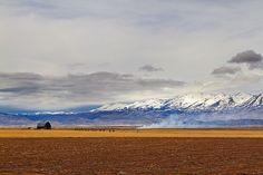 Smokey solitude (Fairfield, Idaho)