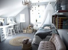 детская комната discovered by on We Heart It Tidy Room, Wardrobe Room, Daughters Room, Luxurious Bedrooms, New Room, Girls Bedroom, Bedroom Ideas, Room Inspiration, Decorating Your Home