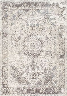 Bring the perfect combination of class and comfort with this 100 percent microfiber and machine woven, medallion rug which is extremely soft to touch and feel. The color and pattern is very vintage and classic, thereby adding texture and dimension to any room or décor.
