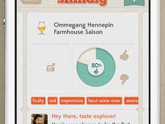 Shindig iOS App Drink Detail