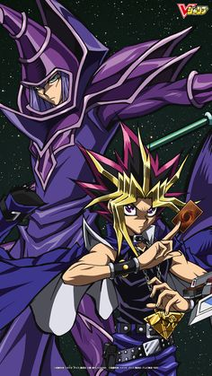 Miriam is currently very into YuGiOh. She watches the show relentlessly. Dessin Yu Gi Oh, Neos Yugioh, Anime Love, Anime Guys, Yu Gi Oh Anime, Digimon, Atem Yugioh, Mago Anime, Yugioh Monsters