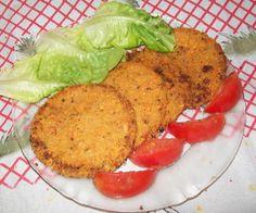 Hamburguesas de Zanahoria en Hogar Vegano