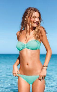 Candice Swanepoel, Erin Heatherton, Behati Prinsloo and Others Model Victoria's Secret Swim 2013 Styles