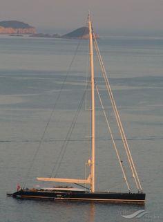 S/Y KOKOMO, type:Yacht, built:2010, GT:495, http://www.vesselfinder.com/vessels/SY-KOKOMO-IMO-1010480-MMSI-319016700