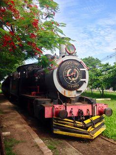 Tren . Asunción-Paraguay