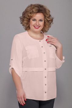 Big Girl Fashion, Girls Fashion Clothes, Fashion Dresses, Stylish Plus Size Clothing, Plus Size Outfits, Office Outfits Women, Sweet Dress, Classic Outfits, Blouses For Women