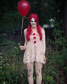 Prepare to see A LOT of scary Pennywise the clown costumes this Halloween.