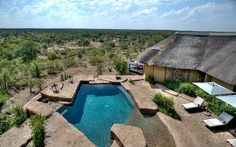 Makumu Game Lodge in the Klaserie Private Game Reserve