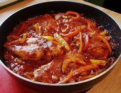Zigeunerschnitzel, ein schönes Rezept aus der Kategorie Braten. Bewertungen: 77. Durchschnitt: Ø 4,3.