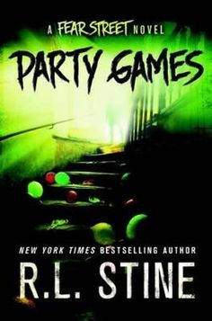 READ HOR F STI Her friends warn her not to go to Brendan Fear's birthday party at his family's estate on mysterious Fear Island. But Rachel Martin has a crush on Brendan and is excited to be invited. Brendan has a lot of party games planned. But one game no one planned intrudes on his party - the game of murder. First Game, Having A Crush, Party Games, New Books, All About Time, Novels, Teen, Author, Social Media