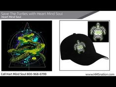 Save The Turtles with Heart Mind Soul