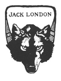#jack london #bookplate