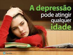 Familia.com.br | Como ajudar um adolescente com depressão #Depressao #Adolescencia