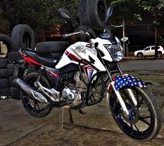 Grau & Torque  SIGA NOSSA PÁGINA  O CONTEÚDO É DE QUALIDADE USE A HASTAG #grauetorque NAS SUAS FOTOS!  #ApaixonadosPorMotos #Fan160 #Instagram  #motocross #sp #grau #Motocicleta #hornet #titan160fc #Twister250fc #bros160 #start160 #Titan160 #MotosHonda #bh #Motos #Cg #Liberdade #rj #linda MANDE SUAS FOTOS NO DIRECT Honda Cg, Motos Honda, Bros 160, Moto Wallpapers, Fan, Motocross, Motorcycle, Bike, Vehicles