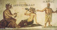 """Al mon antic, els pregoners , encarregats de divulgar amb la seva veu novetats d'interès per a la comunitat , reben el nom de """"kerux"""" a Grècia , denominant """"praeco""""s a l'antiga Roma . El pregoner del món clàssic busca la captació de clients, com podem veure en la imatge on el pregoner es el representat a la part dreta de la imatge, però també la proclamació d'informacions institucionals . D'alguna manera , és el pioner de la publicitat , i també de la propaganda ."""