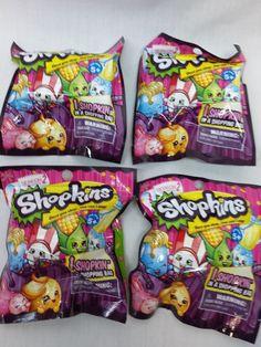 Omg Read What This Blind Bag Of Shopkins Season 6 Look It
