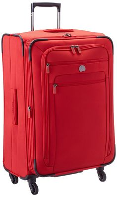 Delsey Luggage Helium Sky 25 Inch Express Spinner Trolley Suitcase * More info could be found at the image url.
